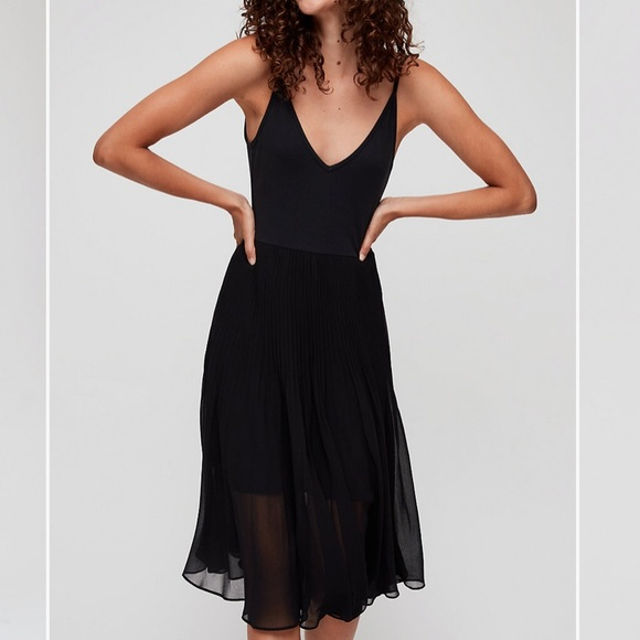 Aritzia Dresses & Skirts - Daphnee Dress (NWT)